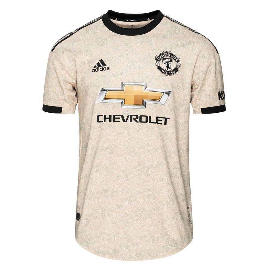 Manchester United Udebanetrøje 2019/20 Authentic