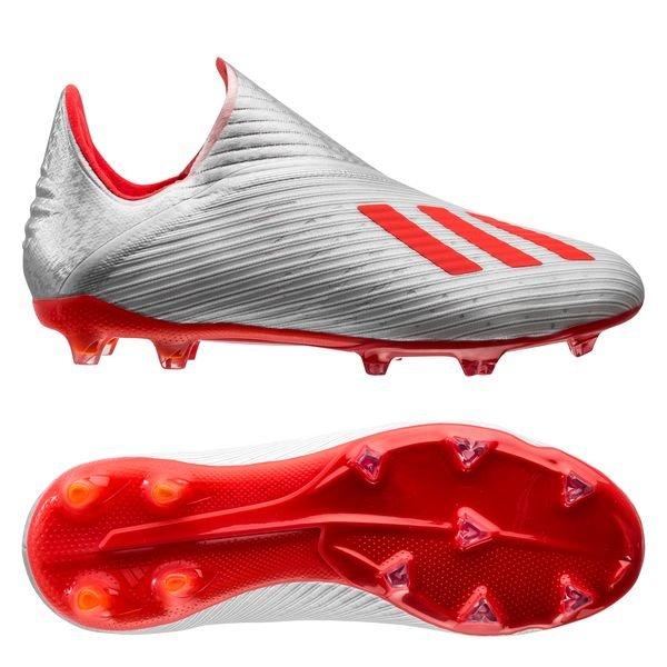 Chaussure de foot adidas X 19+ FG enfant