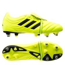 adidas Copa Gloro 19.2 SG Hard Wired - Gul/Sort