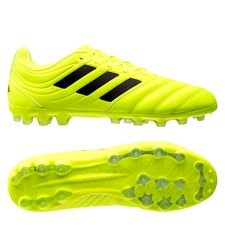 adidas Copa 19.3 AG Hard Wired - Gul/Sort