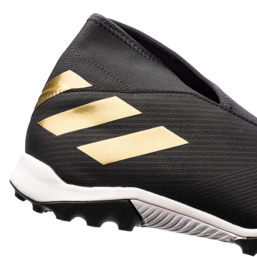 adidas Nemeziz Tango 19.3 TF Laceless Dark Script SortGull