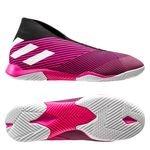 adidas Nemeziz Tango 19.3 IN Laceless Hard Wired - Rose/Blanc/Noir