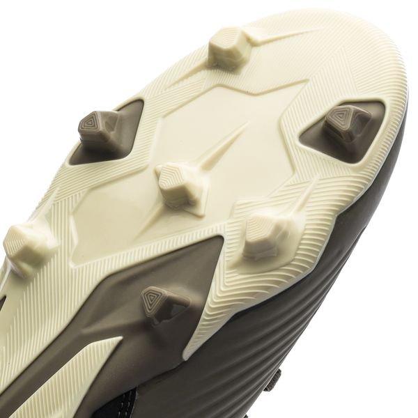 adidas Predator 19.3 FGAG Encryption GrönSandGul Barn