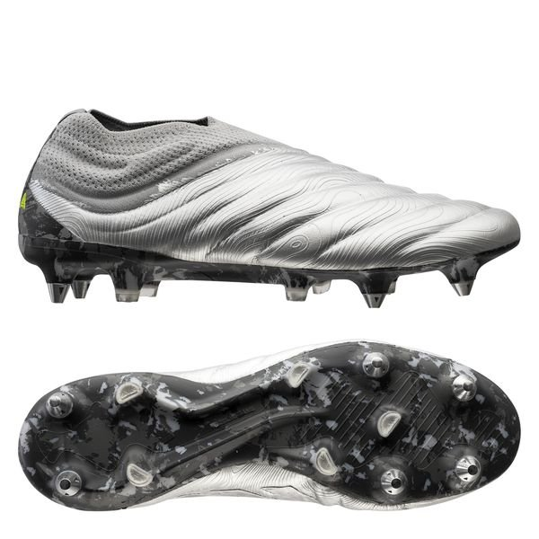 adidas World Cup Black White SG Soft Ground Soccer Cleats