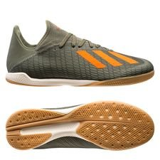 adidas X 19.3 IN - Grøn/Orange/Hvid