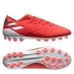 adidas Nemeziz 19.1 AG 302 Redirect - Action Red/Silver Metallic/Solar Red