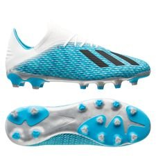 adidas X 19.2 MG Hard Wired - Turkis/Sort