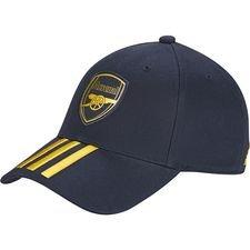 Arsenal kasket 3S - Navy/Guld
