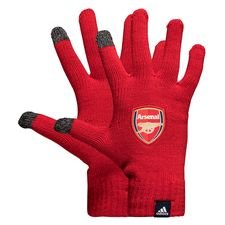 Arsenal Handskar - Röd