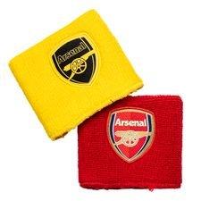Arsenal Svettband - Röd/Vit/Gul