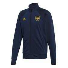 Arsenal Track Top Icon - Navy
