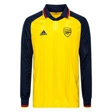 Arsenal Fotbollströja Icon - Gul/Navy