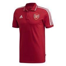 Arsenal Piké - Röd/Vit