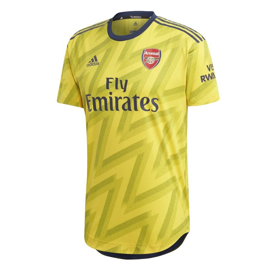 Arsenal Udebanetrøje 2019/20 Authentic