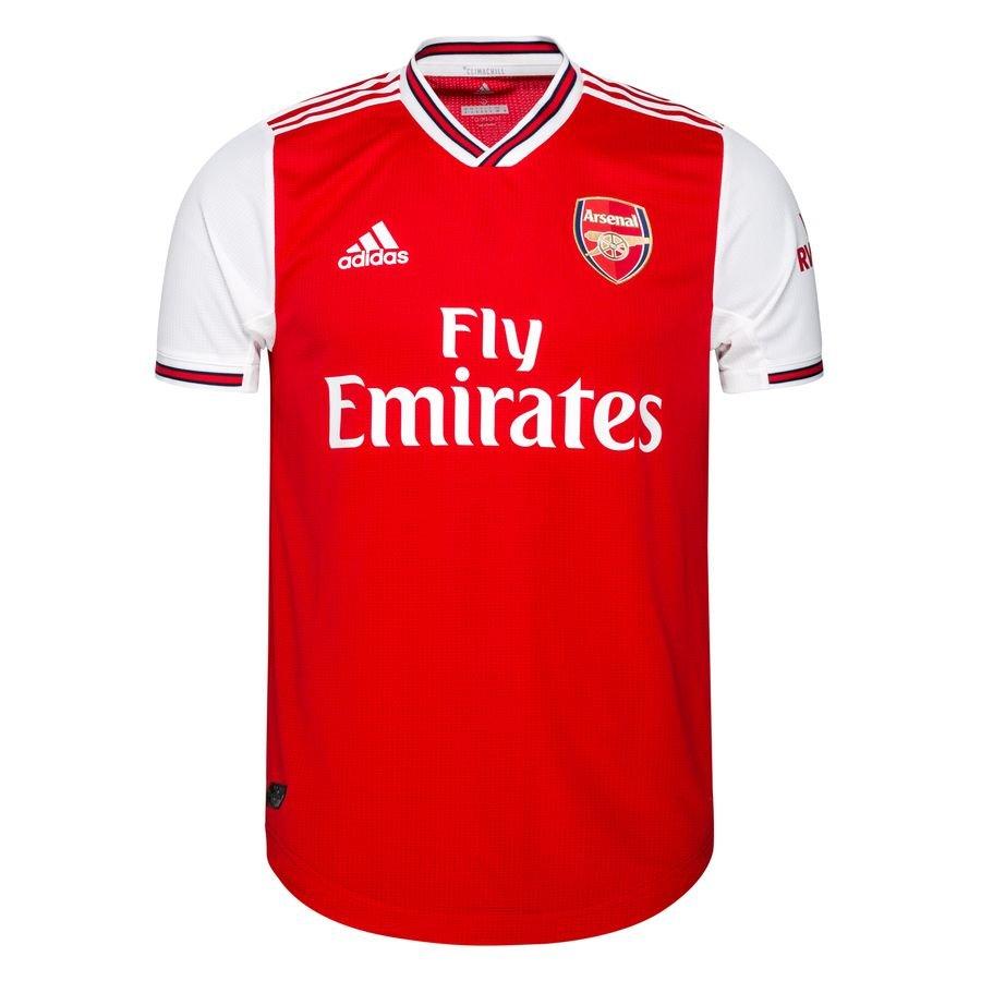 Arsenal Hjemmebanetrøje 2019/20 Authentic