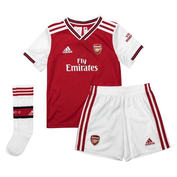 best service 12f94 9a1ca Arsenal Home Shirt 2019/20 Mini-Kit Kids