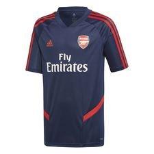 Arsenal Tränings T-Shirt - Navy/Röd Barn