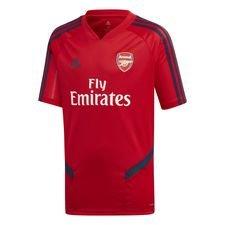 Arsenal Tränings T-Shirt - Röd/Navy Barn