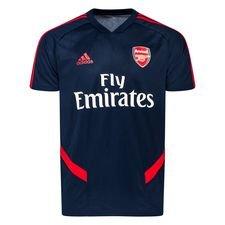 Arsenal Tränings T-Shirt - Navy/Röd