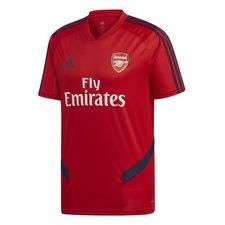 Arsenal Tränings T-Shirt - Röd/Navy
