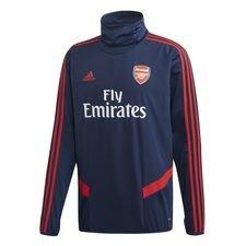 Arsenal Träningströja Warm - Navy/Röd