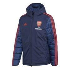 Arsenal Vinterjacka - Navy/Röd