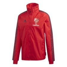 Arsenal Jacka Climastorm - Röd/Navy Barn