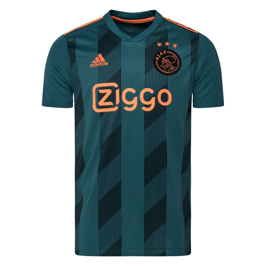Ajax Udebanetrøje 2019/20