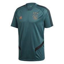 Ajax Trainingsshirt - Groen/Zwart Kinderen