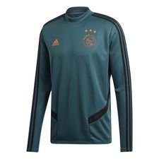 Ajax Trainingsshirt - Groen/Zwart
