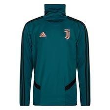 Juventus Träningströja Warm - Grön/Svart