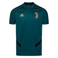 Juventus Tränings T-Shirt - Grön/Svart