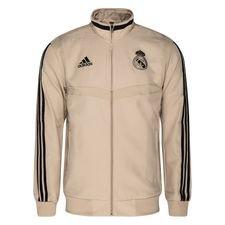 Real Madrid Träningsjacka Presentation - Guld/Svart