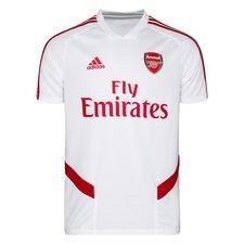 Arsenal Tränings T-Shirt - Vit/Röd