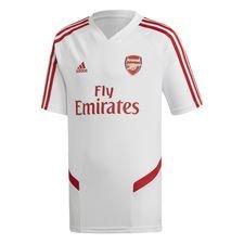 Arsenal Tränings T-Shirt - Vit/Röd Barn