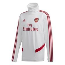 Arsenal Träningströja Warm - Vit/Röd