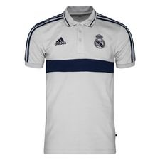 Real Madrid Piké - Grå/Navy