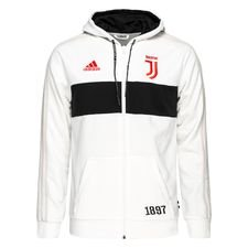 Juventus Luvtröja - Vit/Svart