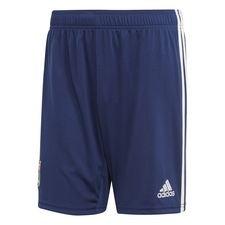 Olympique Lyonnais Away Shorts Blå
