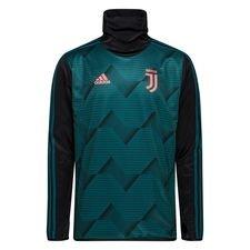 Juventus Träningströja Warm Pre Match - Grön/Svart