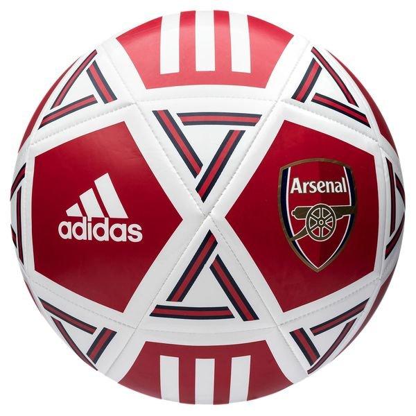Arsenal Fussball Capitano Rot Weiss Navy