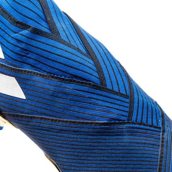 adidas Nemeziz 19+ FGAG Inner Game BleuBlancNoir