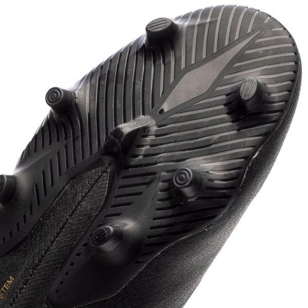 Adidas Nemeziz 19.1 FGAG Dark Script Core Black