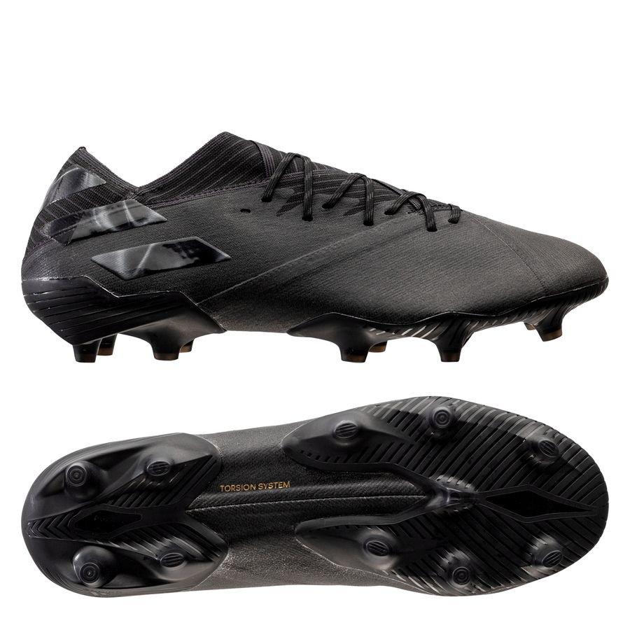 adidas Nemeziz 19.1 FG/AG - Sort