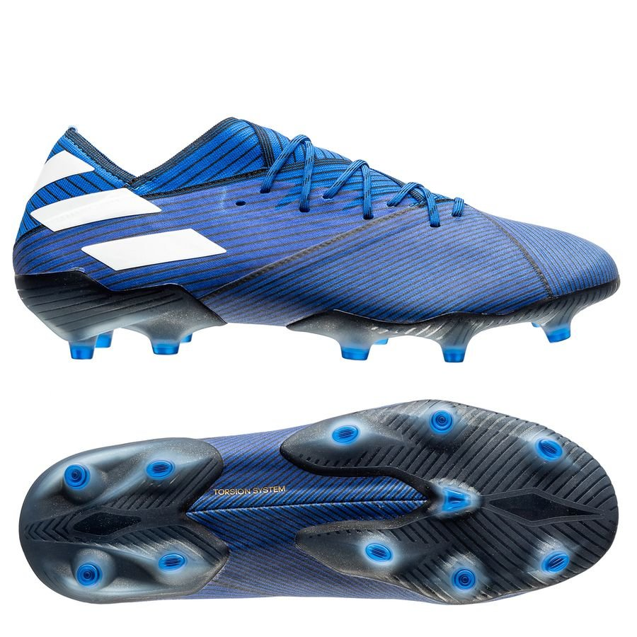 adidas Nemeziz 19.1 FGAG Inner Game BleuBlancNoir