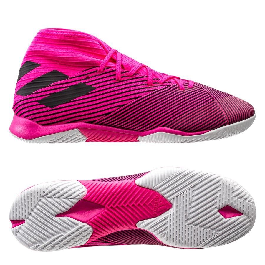 adidas Nemeziz 19.3 IN Hard Wired - Pink/Sort
