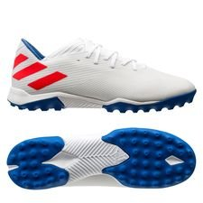 adidas Nemeziz Messi Tango 19.3 TF 302 Redirect - Wit/Rood/Blauw