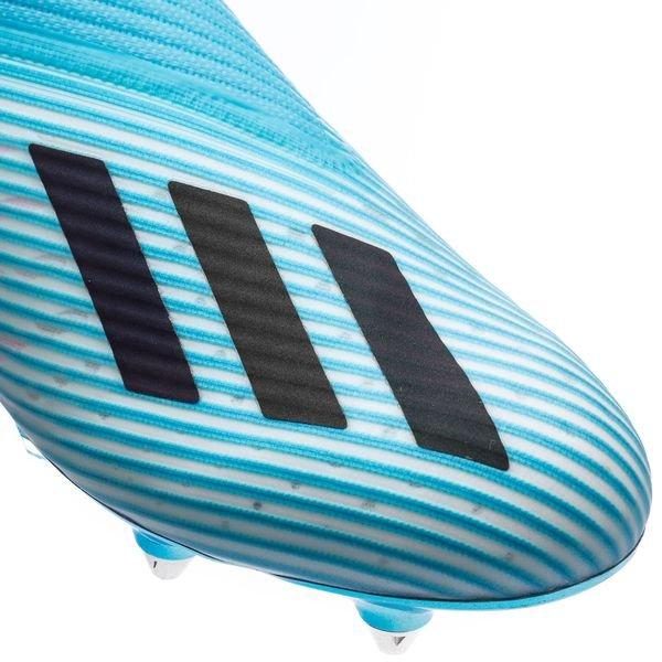 Adidas X 19 Sg Hard Wired Bright Cyan Core Black Shock Pink