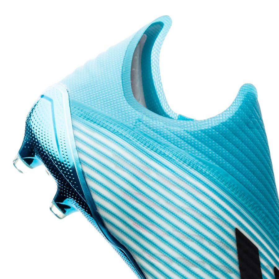 adidas X 19+ FG/AG Hard Wired - Bright Cyan/Core Black/Shock Pink