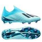 adidas X 19+ FG/AG Hard Wired - Turquoise/Noir/Rose